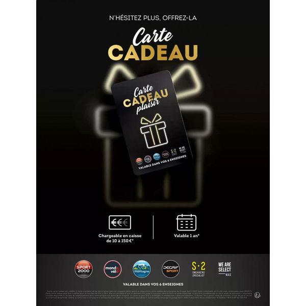 CARTE CADEAU 50¤