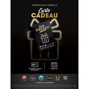 CARTE CADEAU 100¤