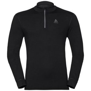 SOUS-PULL THERMIQUE MERINO COL MONTANT ZIPPE