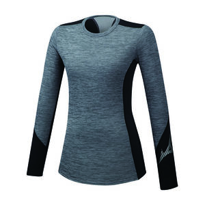 SOUS-PULL THERMIQUE PERFORMANCE COL ROND MIZUNO