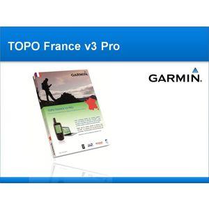 GARMIN CARTE TOPO FRANCE ENTIERE V3