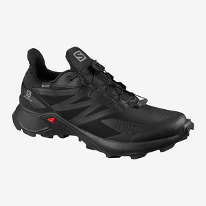 CHAUSSURES TRAIL RUNNING HOMME SALOMON SUPERCROSS GORE TEX H